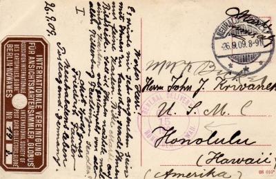 GER - Neuhaldensleben (Globus) - 1926 (2)