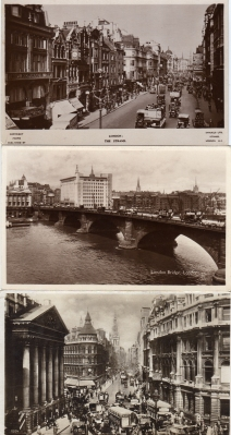 UK - London (3 kl) - 1930-31-35
